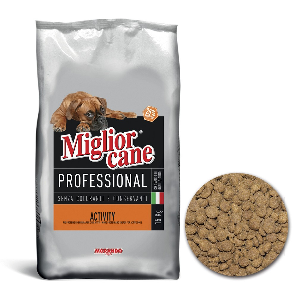 Miglior DOG Professional Activity, 15kg