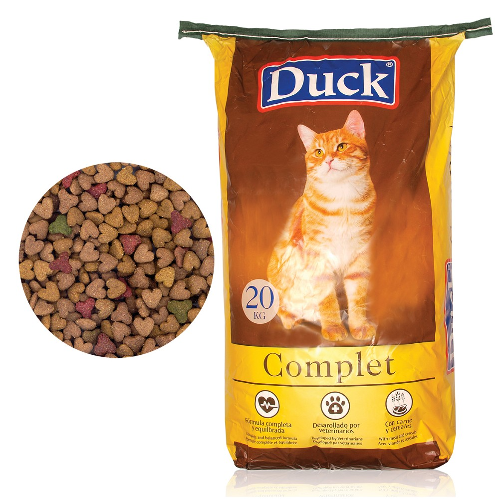 DUCK CAT Mix, 20kg