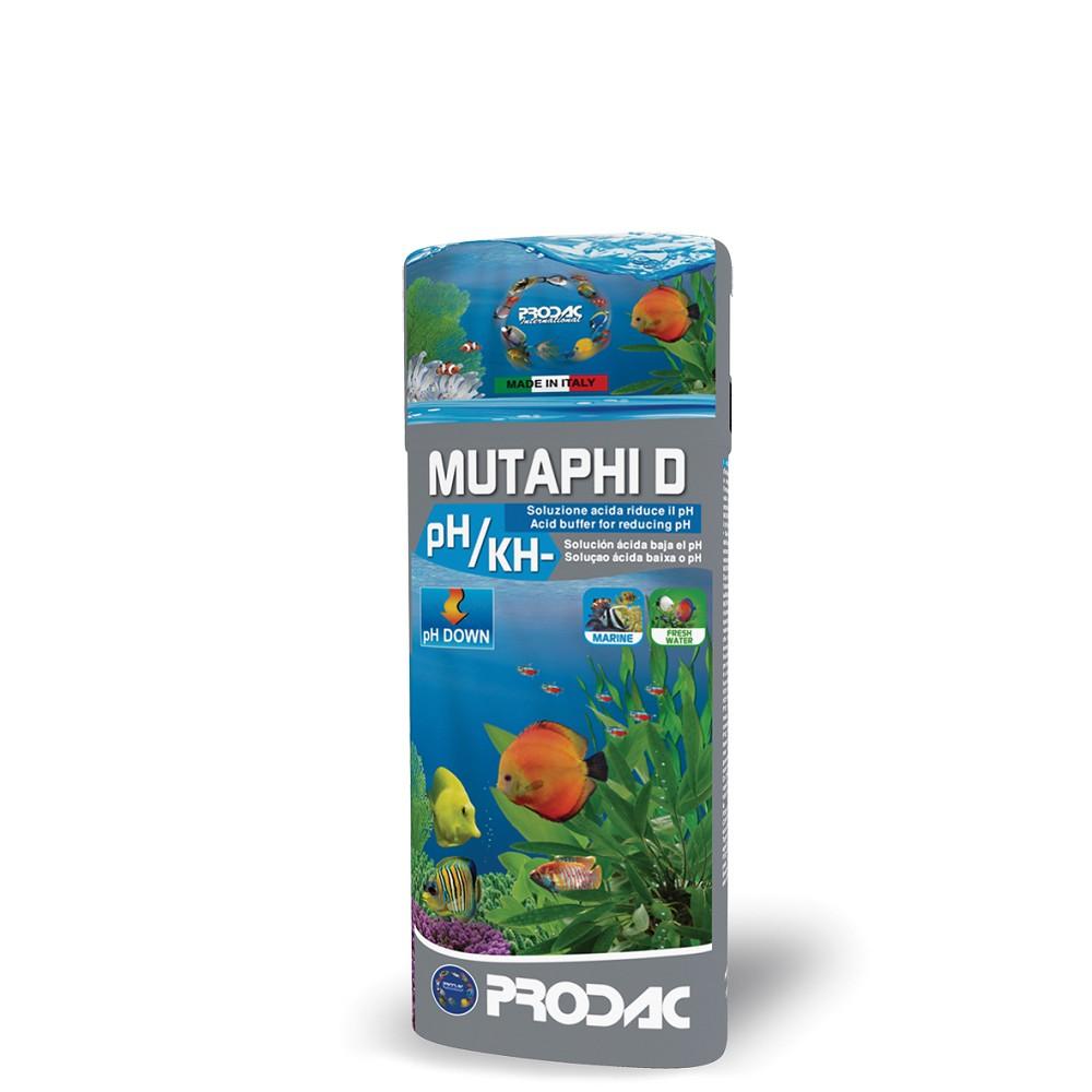 Prodac Mutaphi D pH-, 100ml