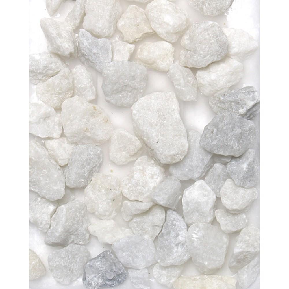 Písek akvarijní č.3 bílý - hrubý, 3kg