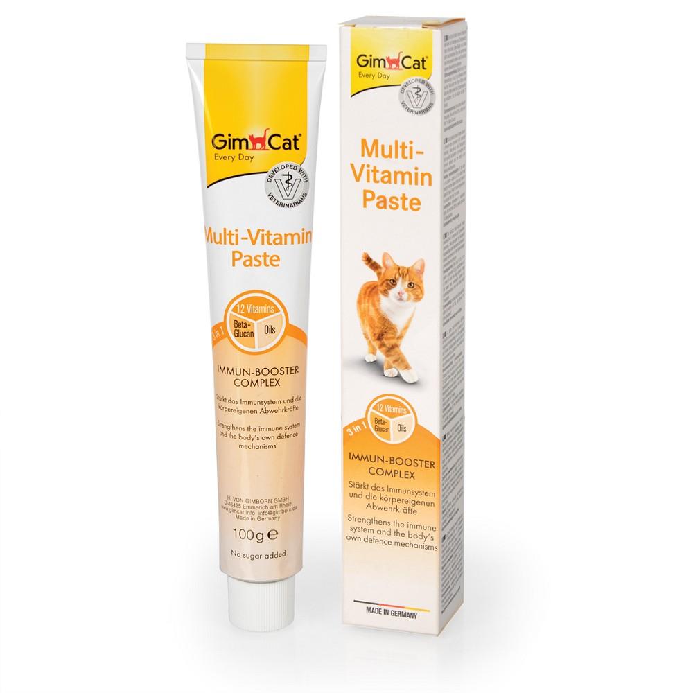 Gimpet - Multi-Vitamin pro kočky, 100g