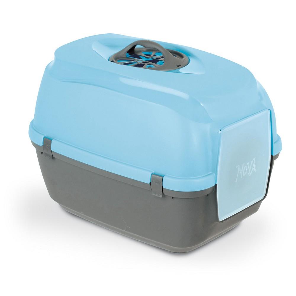 WC Nova kryté s filterm, 56x39x43cm