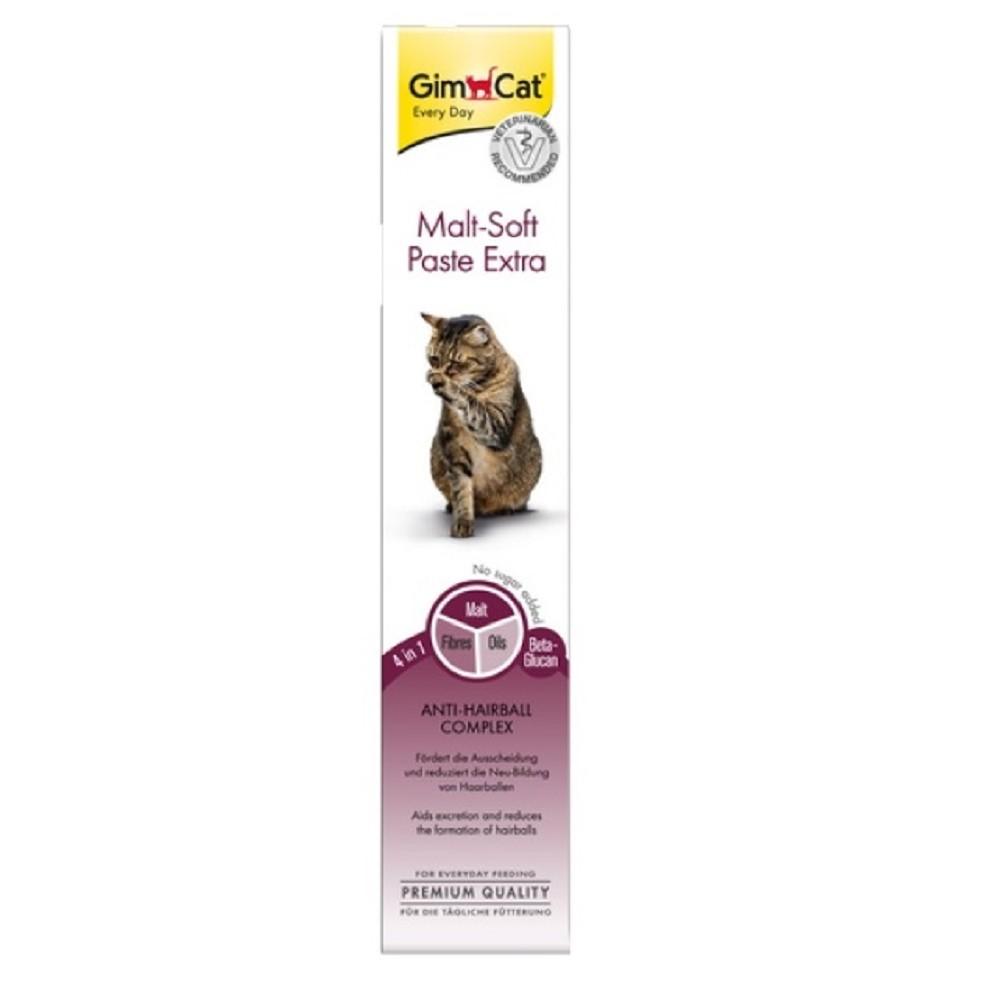 Gimpet - Malt-Soft Extra podpora trávení, 100g