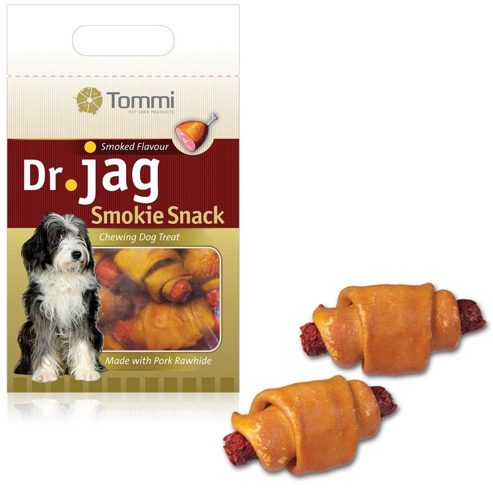 Smokie hot dog