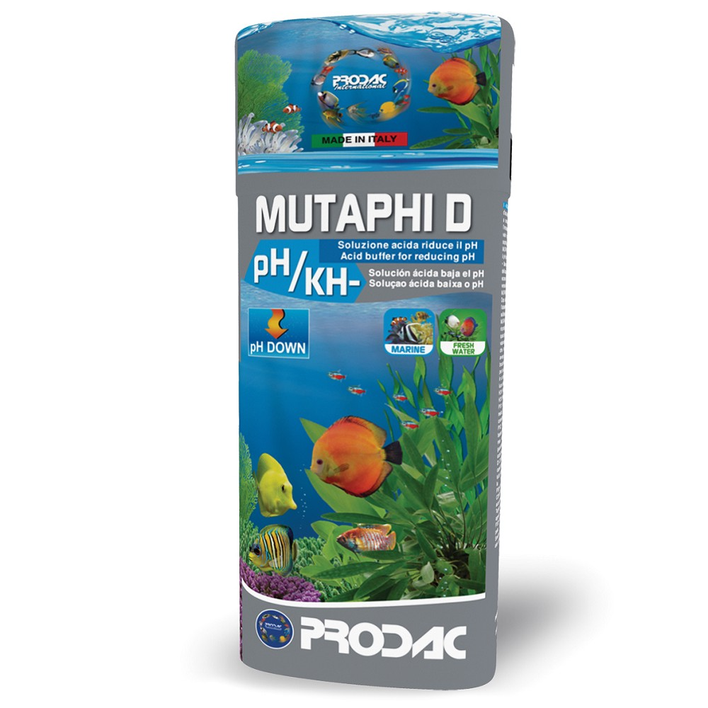 Prodac Mutaphi D pH-, 500ml
