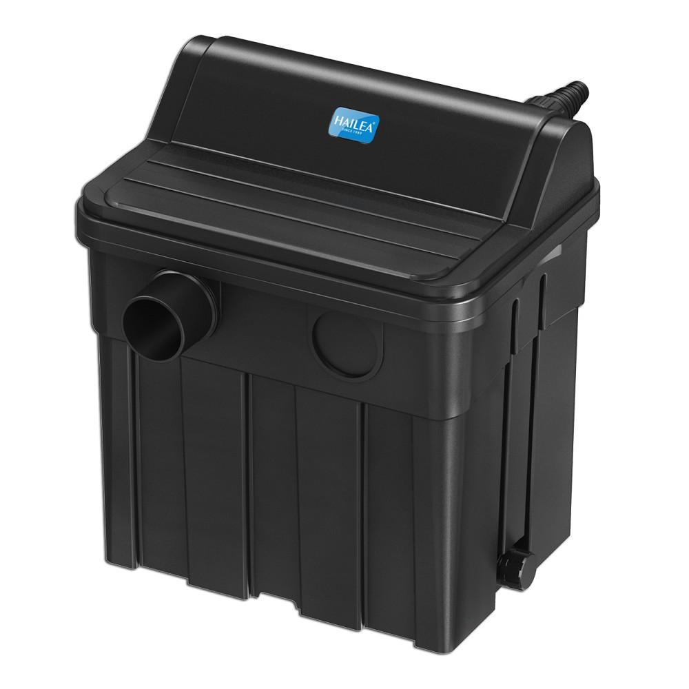 Kanystrový pond filtr G8000 s UV lampou