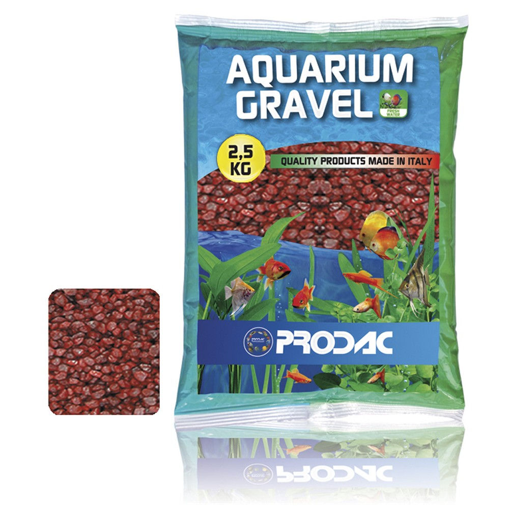 Prodac Quartz red, 2,5kg
