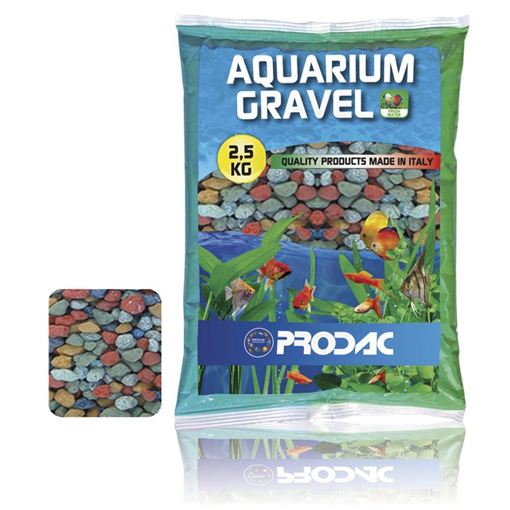 Prodac Quartz mixed colors, 2,5kg