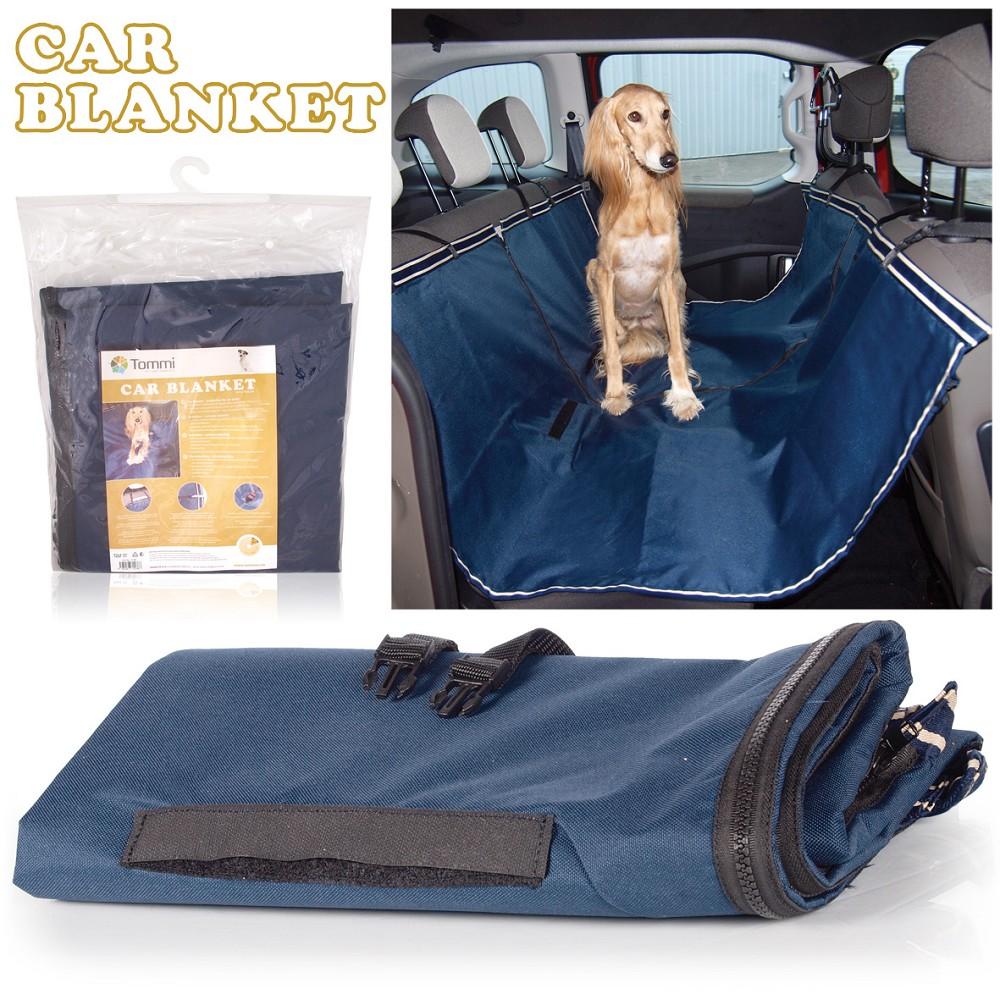 CAR BLANKET pokrývka sedadel, 141x134cm