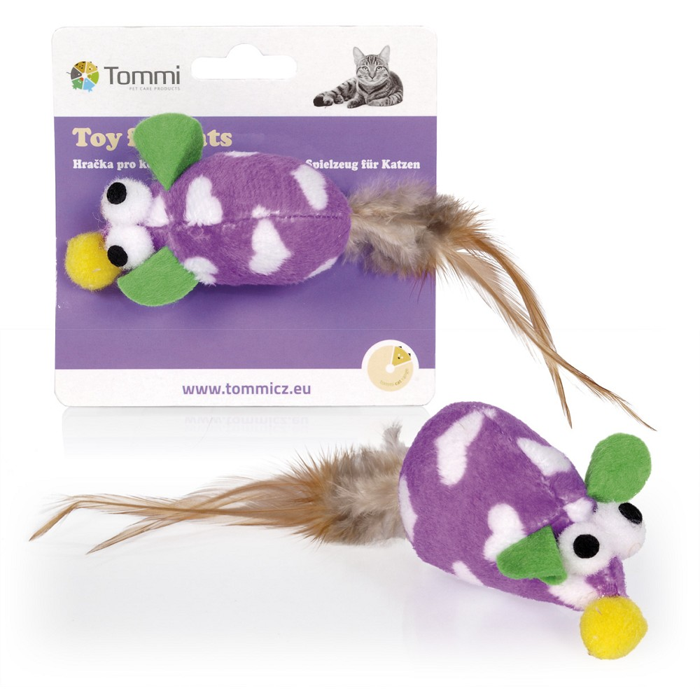 Veselá myška, 8cm