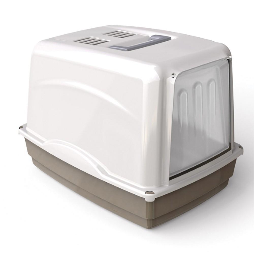 WC Vicky kryté s filtrem, 54x39x39cm