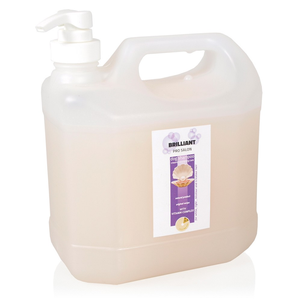 TC Brilliant - Dog Shampoo, 3l