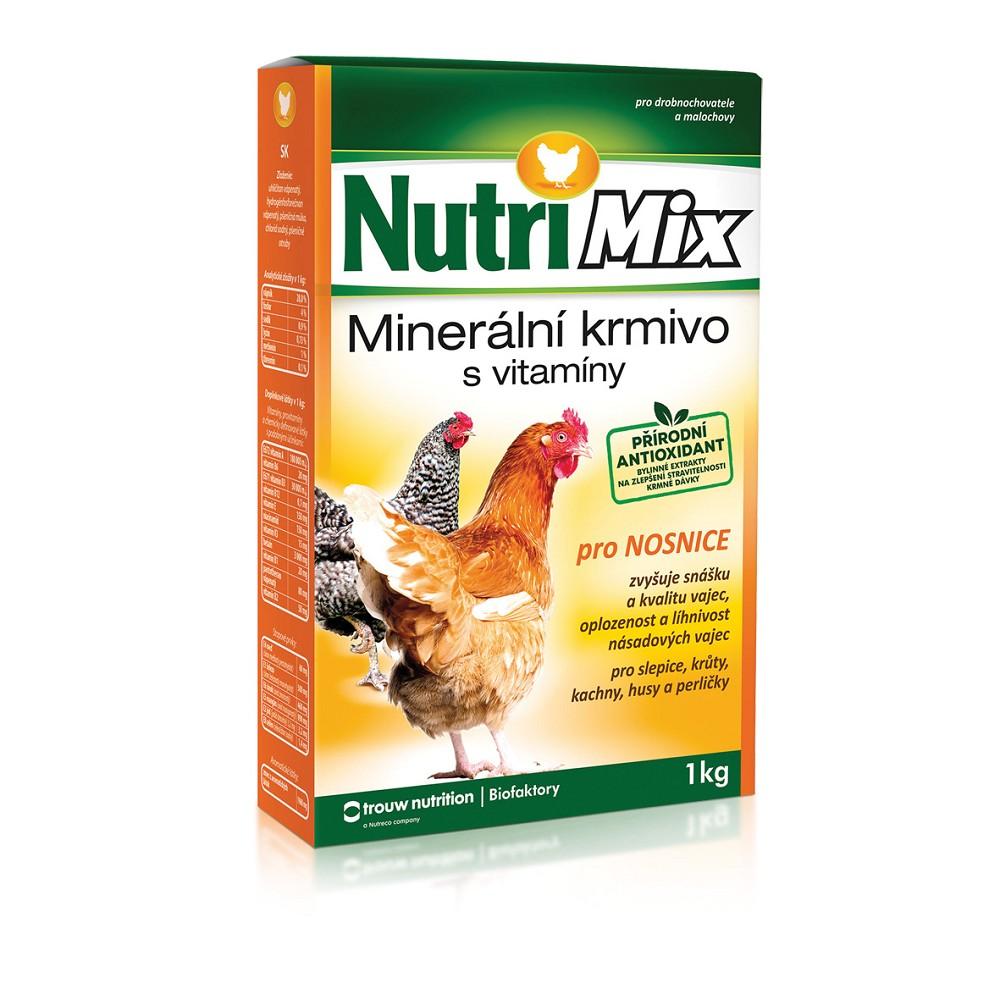Nutri Mix pro nosnice, 1kg