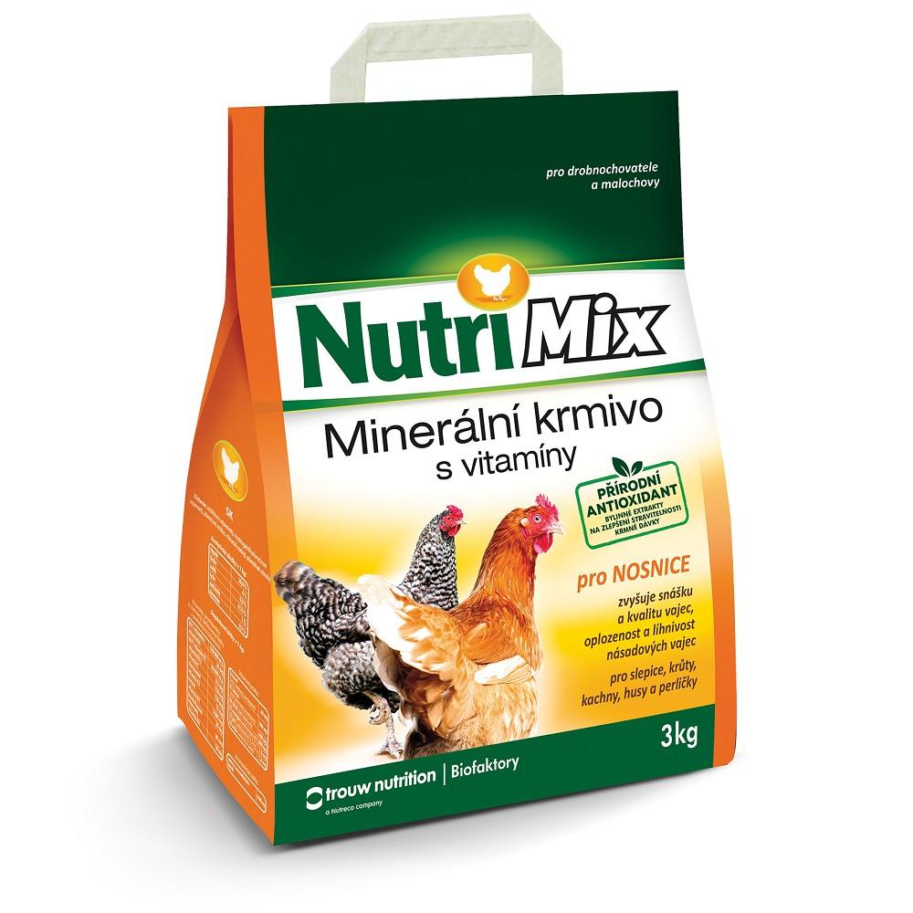 Nutri Mix pro nosnice, 3kg