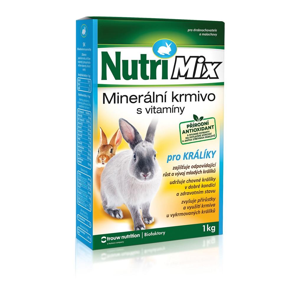 Nutri Mix pro králíky, 1kg