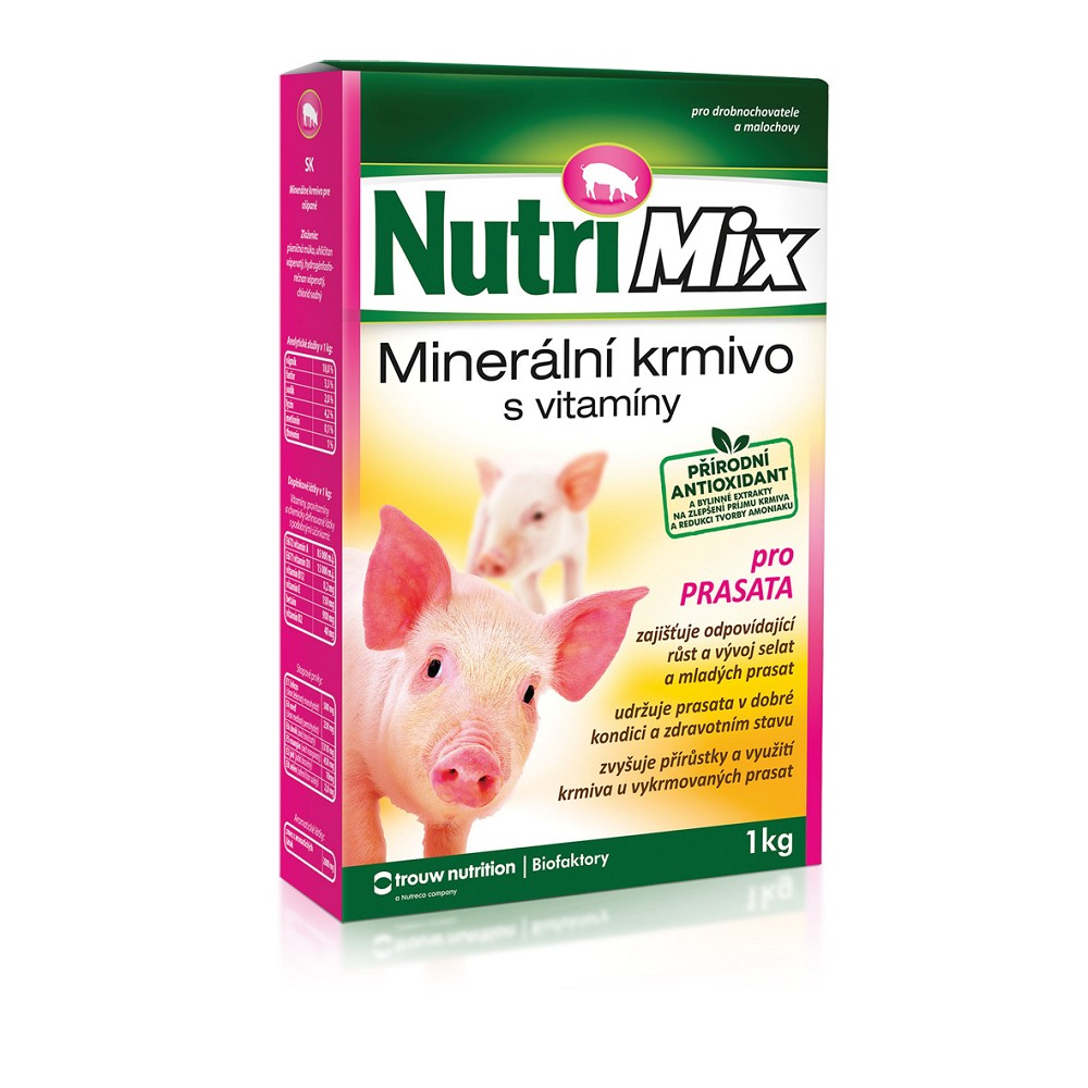 Nutri Mix pro prasata, 1kg