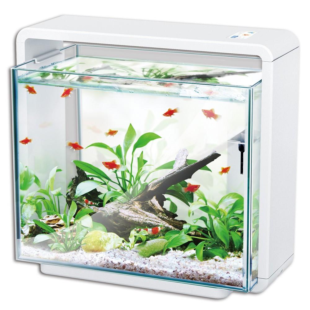 Natur Biotop akvárium E-40 white