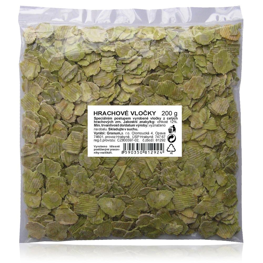 Granum hrachové vločky, 200g/30