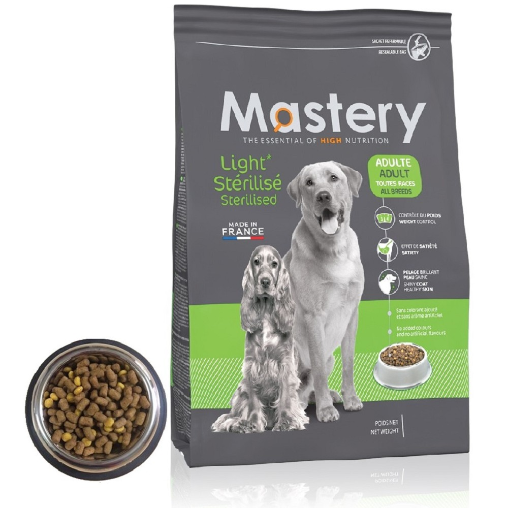 Mastery DOG Ad. Light 12kg