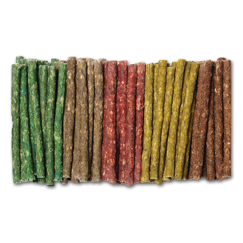 Tyčinka žvý. barevná, 12,5cm - 100ks