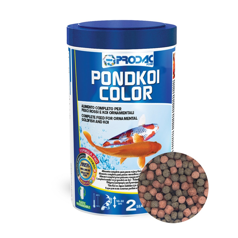 Prodac Pondkoi Color, 400 g