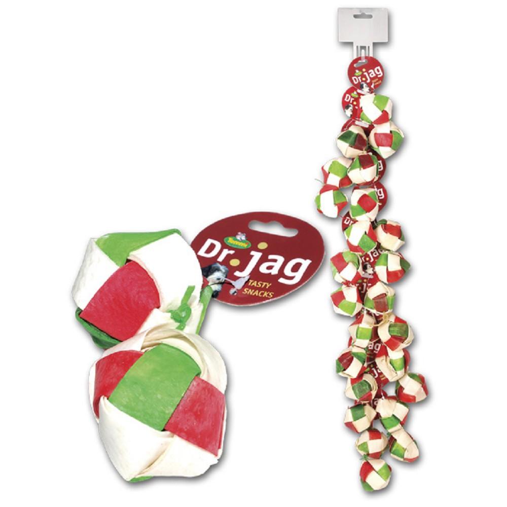 Dr. Jag - míčky splétané velké, 12x 2ks