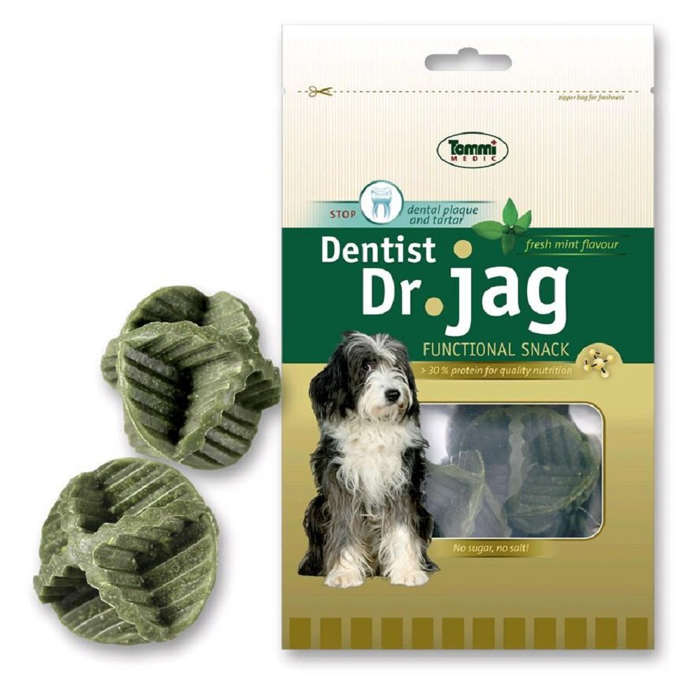 Dr. Jag funkční snack - Orbits, 3ks