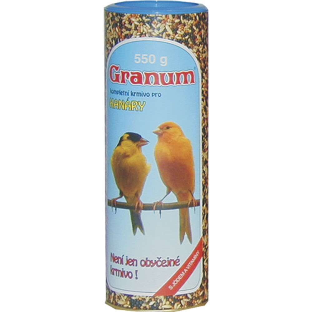 Granum pro kanáry, 550g