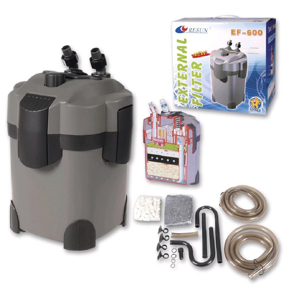 Externí filtr EF-600