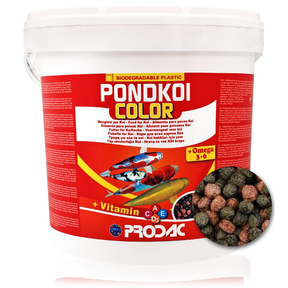 Prodac Pondkoi Color, 3,5 kg