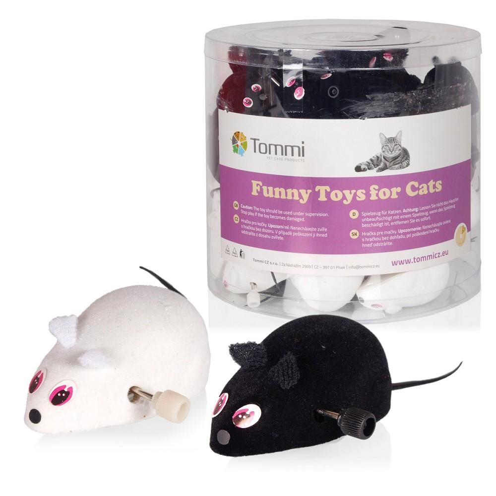 Myš na klíček malá, 7cm