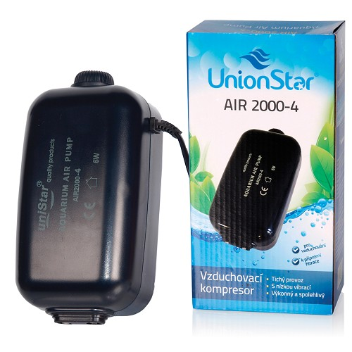 UnionStar - kompresor AIR 2000-4