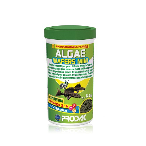 Prodac Algae Wafers Mini, 50 g