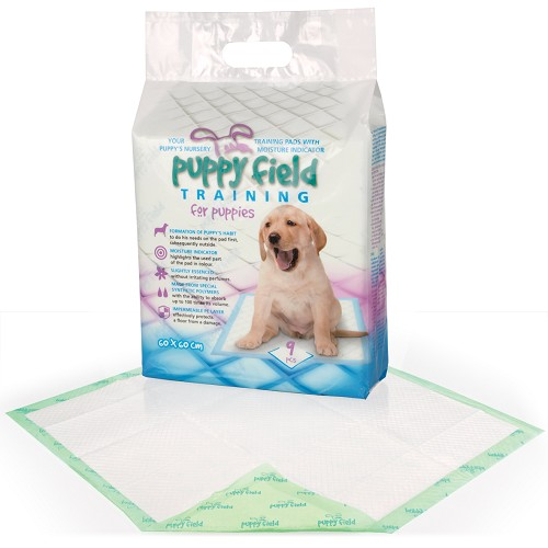 Puppy Field Training pads 9ks/10 handy pack