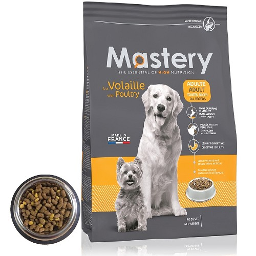 Mastery DOG Ad. with Poultry 12kg
