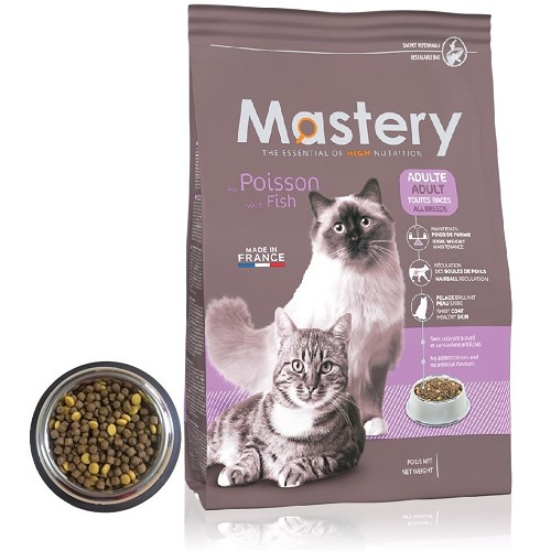 Mastery CAT Ad. with Fish 8kg