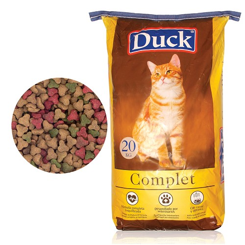 Duck cat fish, balení 20kg