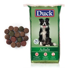 DUCK DOG Maintenance, 20kg + Pets Taste Dental Sticks zdarma