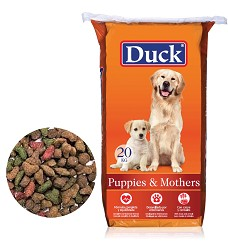 DUCK Puppies and Mothers, 20kg