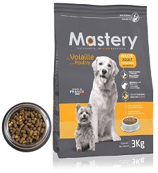 Mastery DOG Ad. with Poultry 3kg