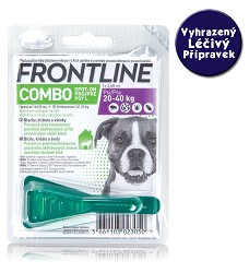 Frontline Combo spot-on dog L do 40 kg - VLP
