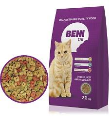 BENI cat, 20kg