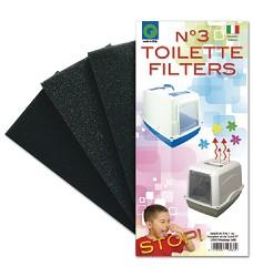 Filtr pro WC Vicky 1ks (3ks/bal)