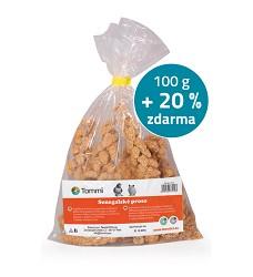 Senegalské proso žluté 100g+20% GRÁTIS