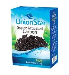 UnionStar - superaktivní uhlí, 350g