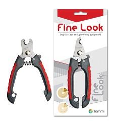 Fine Look red image - kleště Lux malé