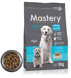 Mastery DOG Ad. with Duck 3kg