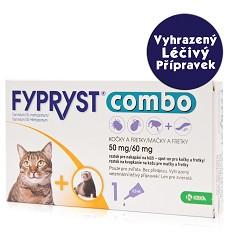 Fypryst Combo spot-on cat/fer. - VLP