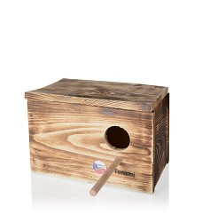 Hnízdní budka Andulka 29,5x19x20cm
