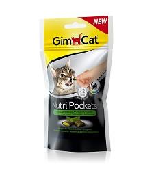 GIMCAT Nutri Pockets šanta a multivit. pasta 60g
